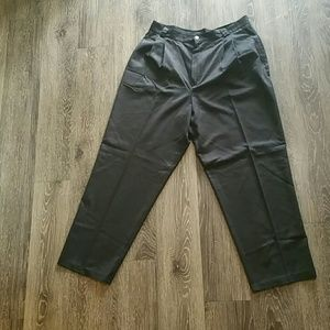 Black womens dress pants